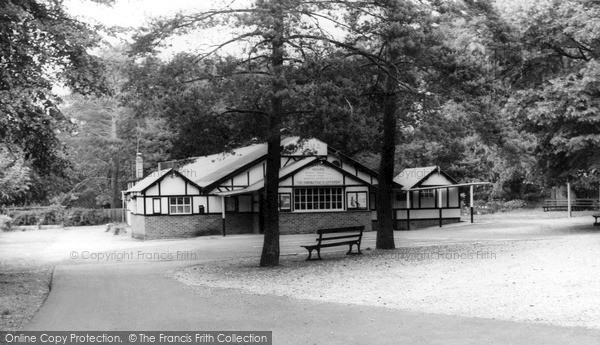 Woodhall Spa, the Kinema c1960