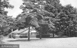 The Kinema In The Woods c.1950, Woodhall Spa