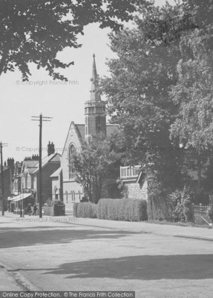 Photo of Woodhall Spa, The Methodist Chapel c.1955