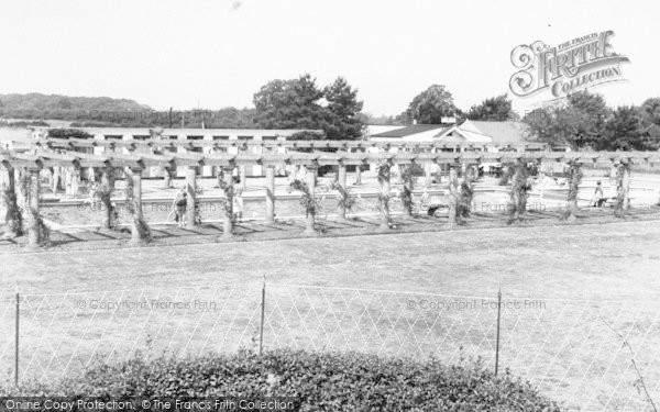 Photo of Woodhall Spa, The Swimming Pool c.1965