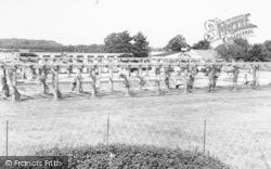 The Swimming Pool c.1965, Woodhall Spa