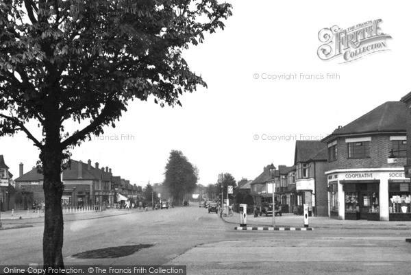 Photo of Woodham, c.1955