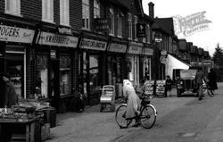 Shopping c.1955, Woodham