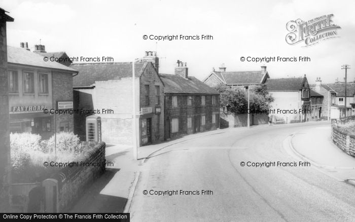 Photo of Woodhouse, Chapel Street c.1960