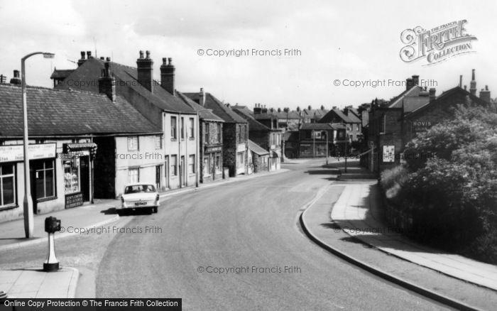Photo of Woodhouse, Cross Street c.1960