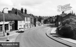 Woodhouse, Cross Street c.1960