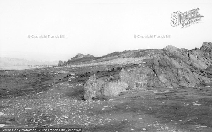Photo of Woodhouse Eaves, Beacon Hill Summit c.1960