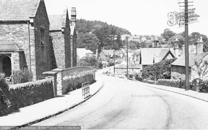 Photo of Woodhouse Eaves, Church Hill c.1960
