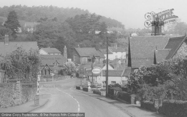Photo of Woodhouse Eaves, Church Hill c.1965