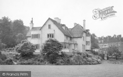 Woodhouse Eaves, Ellen Towle Memorial Home c.1955