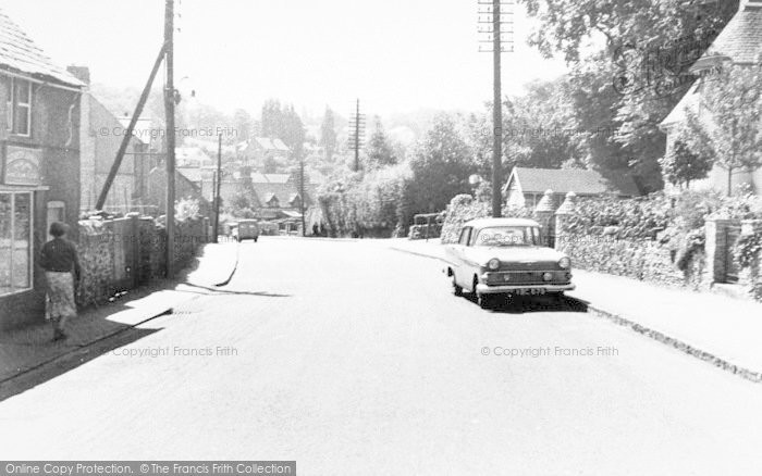 Photo of Woodhouse Eaves, Main Street c.1960