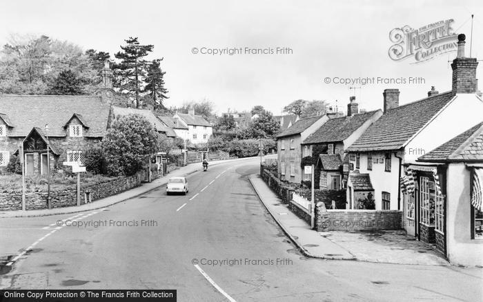 Photo of Woodhouse Eaves, Main Street c.1965