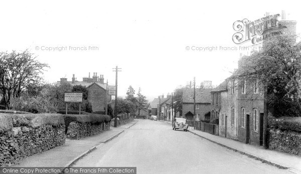 Photo of Woodhouse Eaves, Maplewell Road c.1955