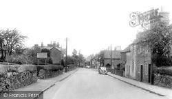 Woodhouse Eaves, Maplewell Road c.1955