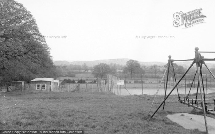 Photo of Woodhouse Eaves, Recreation Ground c.1955