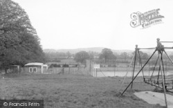Woodhouse Eaves, Recreation Ground c.1955
