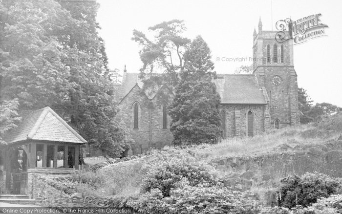Photo of Woodhouse Eaves, St Paul's Church c.1955