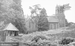 Woodhouse Eaves, St Paul's Church c.1955