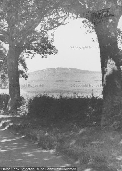 Photo of Woodhouse Eaves, The Beacon c.1955