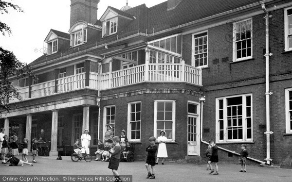 Photo of Woodhouse Eaves, The Children's Convalescent Home c.1955