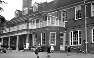 Woodhouse Eaves, the Children's Convalescent Home c1955