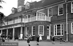 Woodhouse Eaves, The Children's Convalescent Home c.1955
