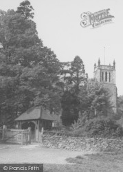 Woodhouse Eaves, The Church c.1965