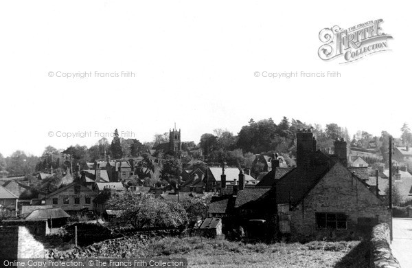 Photo of Woodhouse Eaves, The Village c.1955