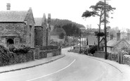 Woodhouse Eaves, the Village c1955