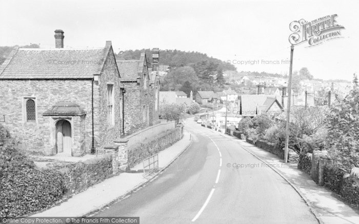 Photo of Woodhouse Eaves, The Village c.1965
