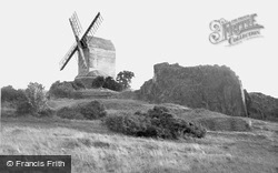 The Windmill c.1940, Woodhouse Eaves