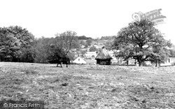 Woodhouse Eaves, View From Nanhill Road c.1965