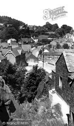 Woodhouse Eaves, View From Rocks c.1960
