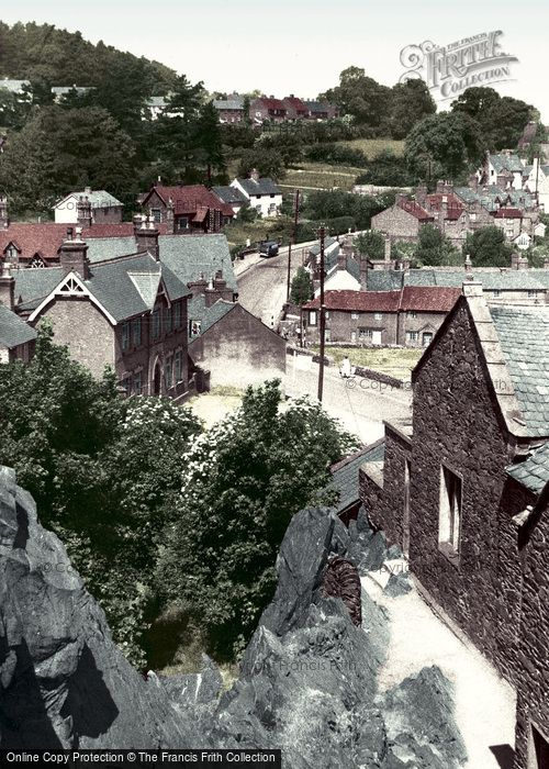 Photo of Woodhouse Eaves, View From Rocks c.1960