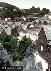 Woodhouse Eaves, view from Rocks c1960