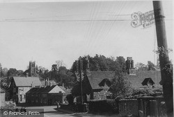 Village c.1955, Woodhouse Eaves