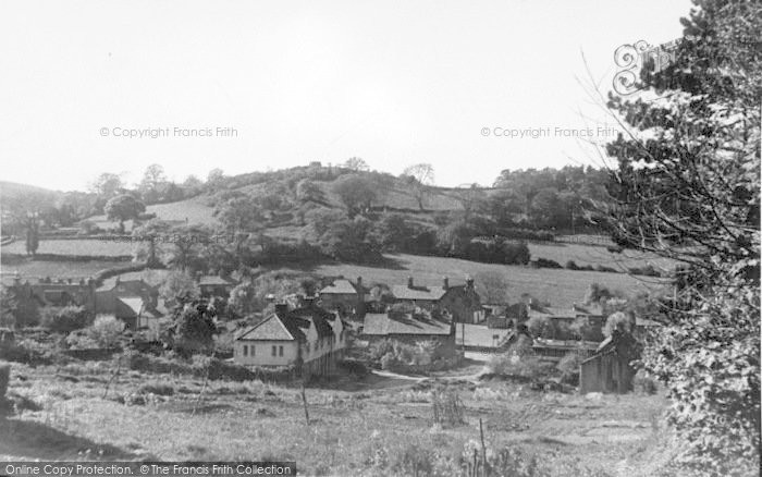 Photo of Woodhouse Eaves, Windmill Hill c.1955