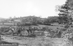 Woodhouse Eaves, Windmill Hill c.1955