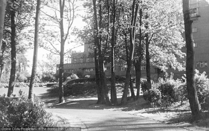 Photo of Woodhouse Eaves, Zachary Merton Home c.1955