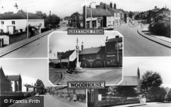 Woodhouse, Greetings From Woodhouse Composite c.1960