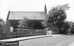 Parish Church Of St James c.1960, Woodhouse