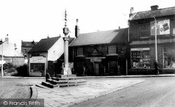 Woodhouse, The Cross And Old Cross Daggers c.1960