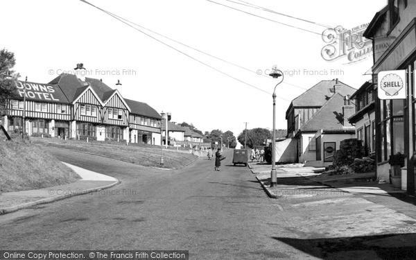 Photo of Woodingdean, 1952