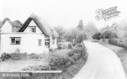 Woodmancote, Bushcombe Lane c.1960