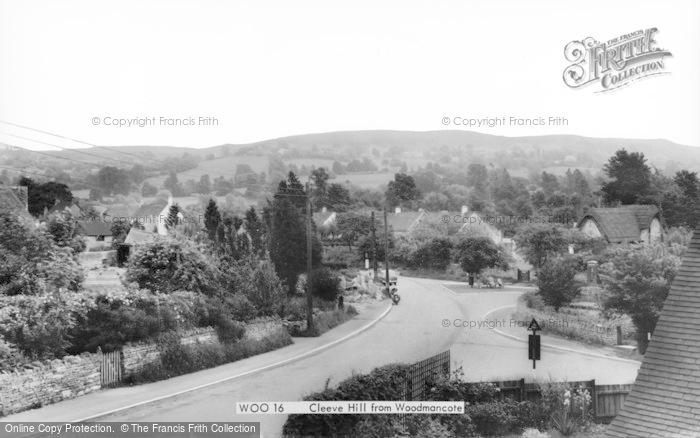 Photo of Woodmancote, Cleeve Hill c.1960