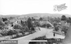 Woodmancote, Cleeve Hill c.1960
