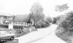Woodmancote, Stockwell Lane c.1960