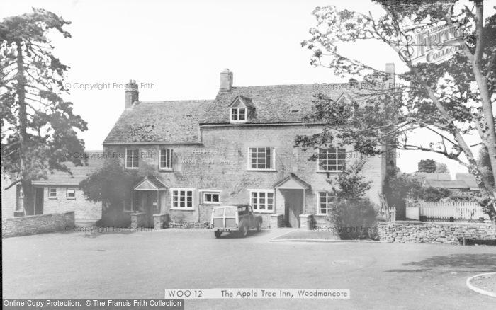Photo of Woodmancote, The Apple Tree Inn c.1960