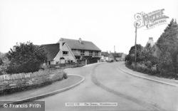Woodmancote, The Green c.1960