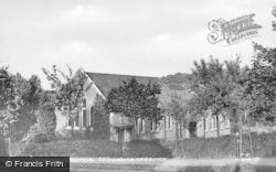 Woodmansterne, Baptist Church c.1955